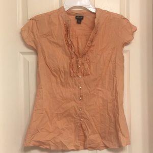 vintage willi smith blouse